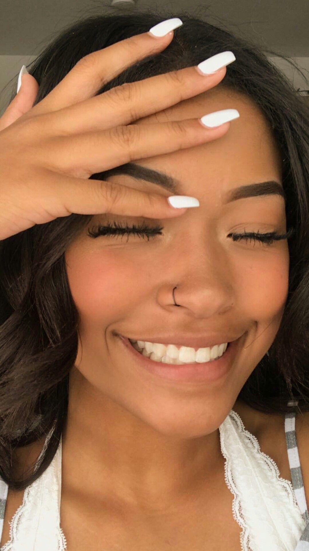 Pin By Marryn Adams On Stuff Cute Nose Piercings Nose Piercing