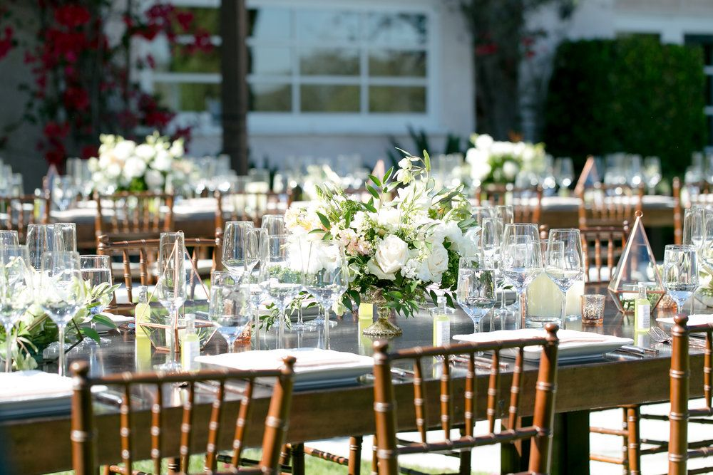 A Romantic Casa Contenta Private Estate Wedding Private