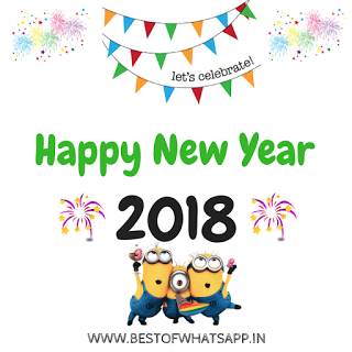 Here Is The Collection Of Happy New Year 2018 Images For Whatsapp, Facebook  And Instagram