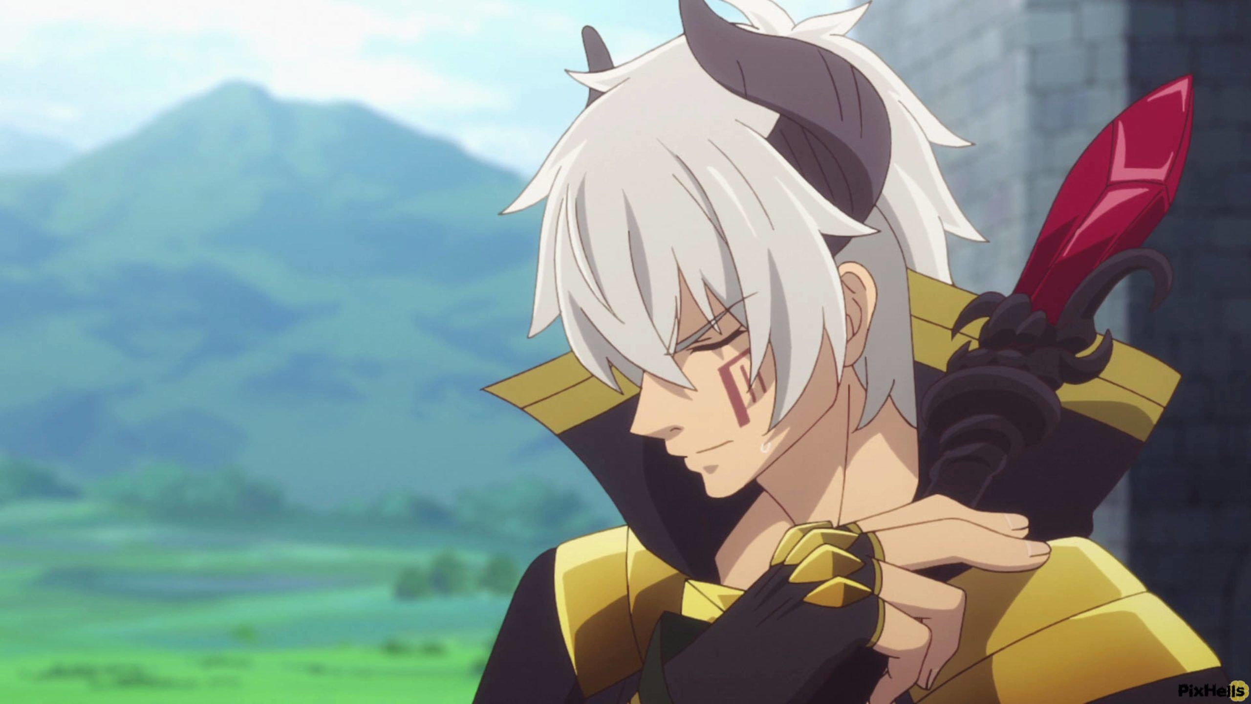 How Not To Summon A Demon Lord Anime Wallpapers Summoning Anime Wallpaper Anime