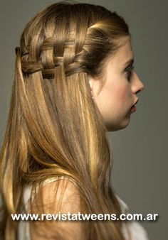 imagenes de peinados para fiestas buscar con google