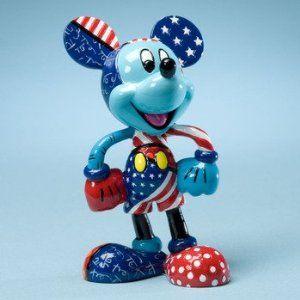 Disney by Britto from Enesco Mickey Stars Stripes