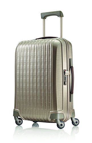 Hartmann Innovaire Global Carry On Spinner, Ivory Gold Luggage http://amzn.to/29YUhay