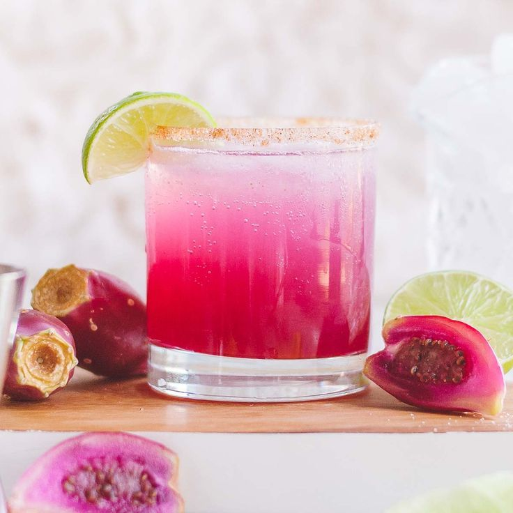 Photo of Prickly Pear Margarita