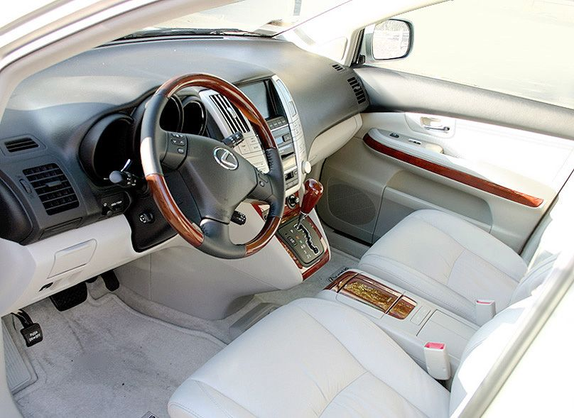 2004 lexus rx330 silver interior Google Search Wheels