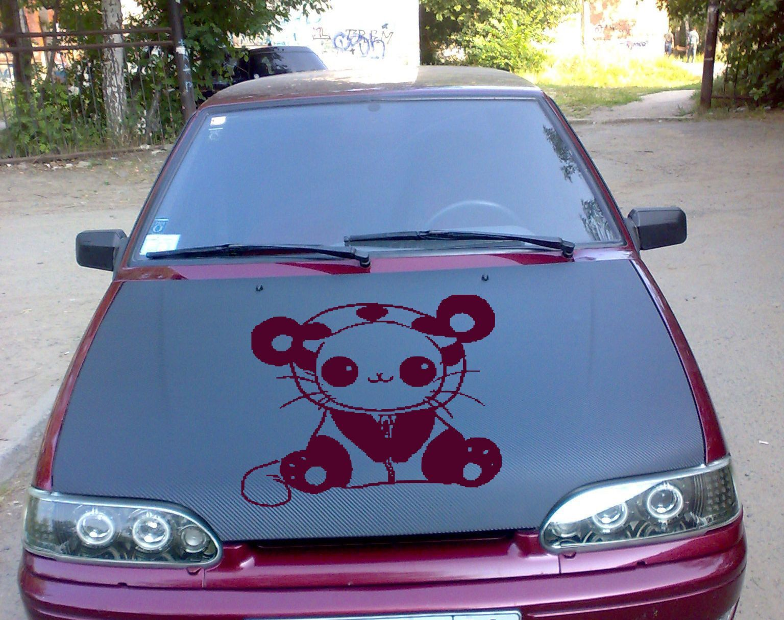 Anime Car Decal Car Decal Car Sticker Funny Toy Car Vinyl Anime Vinyl 10193 2 Car Stickers Funny Car Decals Stickers Transformers Cars [ 1216 x 1536 Pixel ]