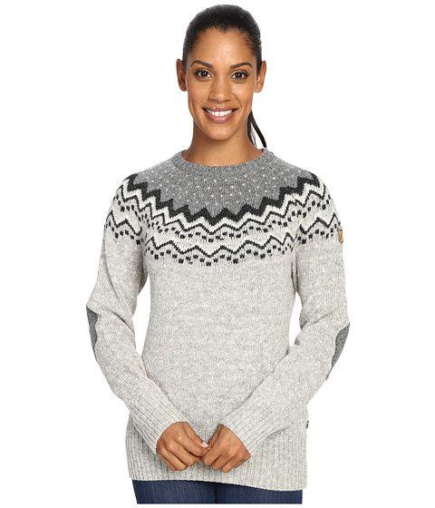 Womens Ovik Knit Sweater Fjallraven
