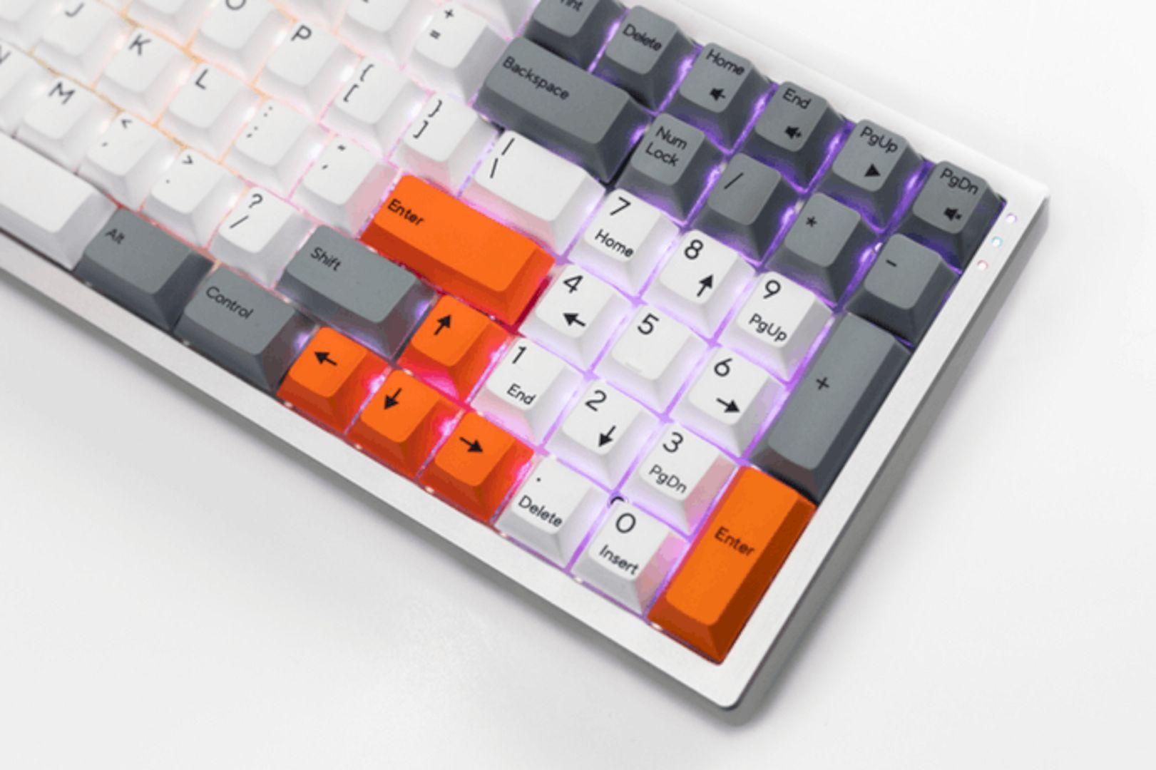 Kira A Compact And Ultimate Full Size Mechanical Keyboard Keyboard Custom Computer Keyboards