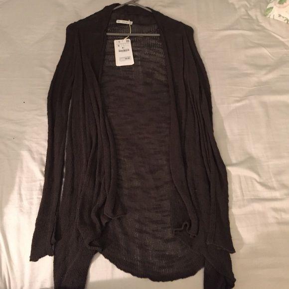 Cardigan Knit long cardigan NEVER WORN Zara Sweaters Cardigans