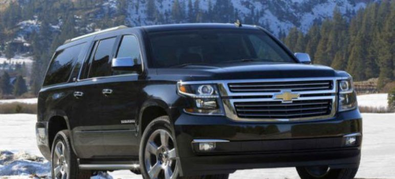 With More Of Everything Chevy S Tahoe Rst Is A Delightful Lesson