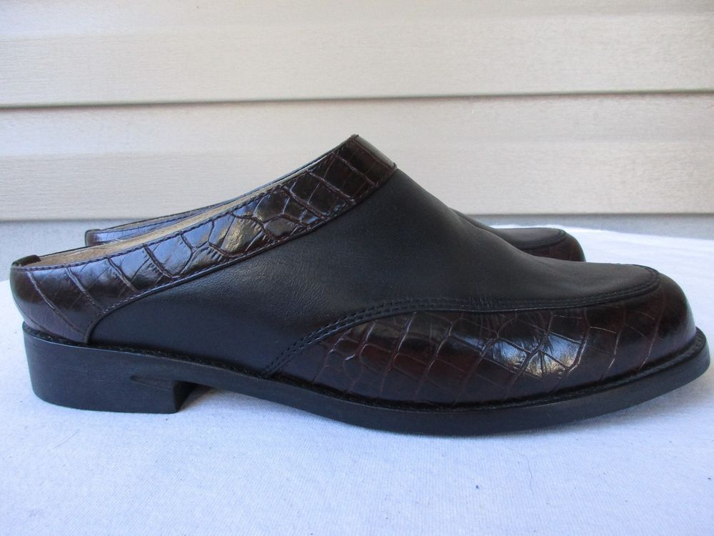 Ariat women clogs shoes Mules size 8.5 B Black #Ariat #Mules #Casual