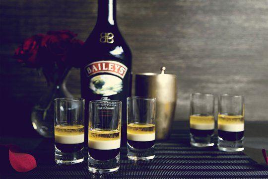 Baileys B52 Baileys Cocktails Iba Cocktails