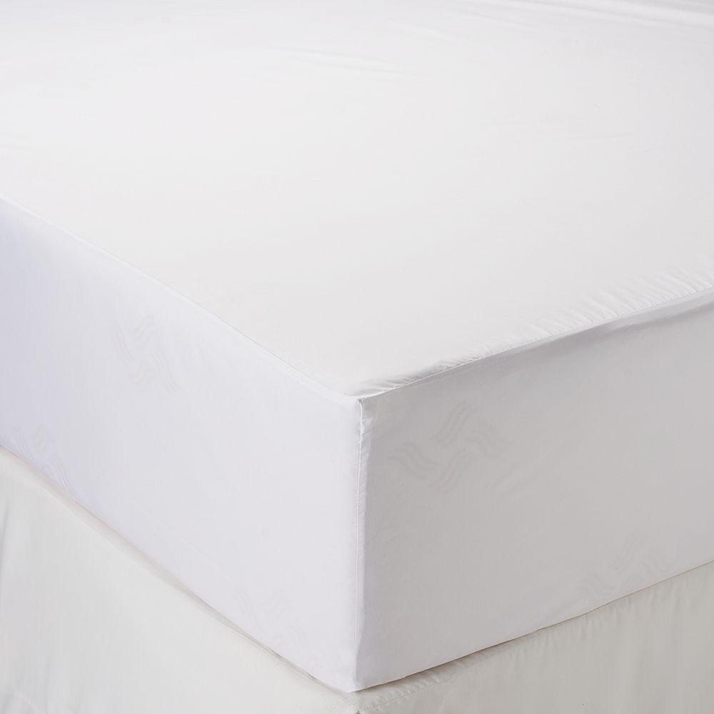 arm hammer anti allergen mattress protector white mattress
