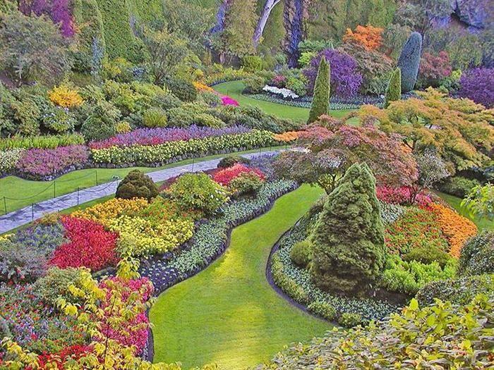 jardins, flores                                                                                                                                                                                 Mais