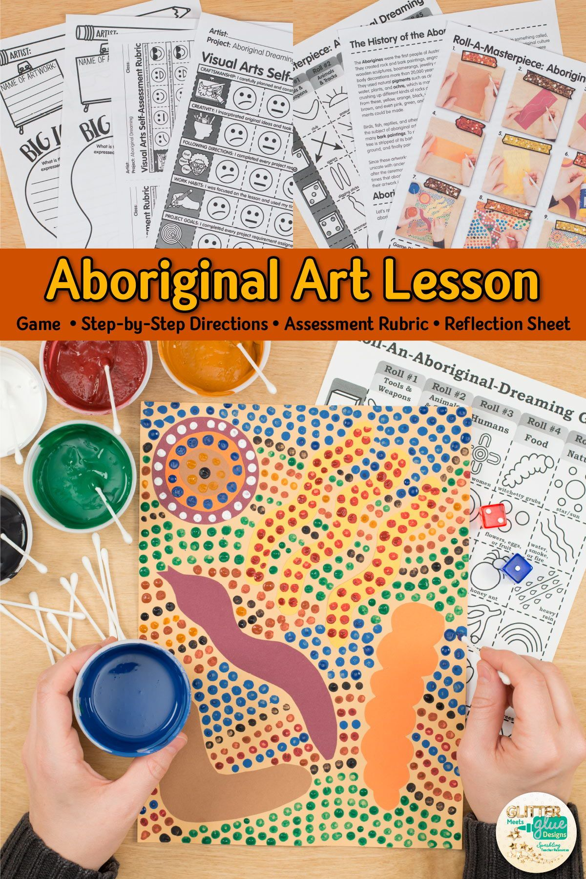 Aboriginal Art History Game