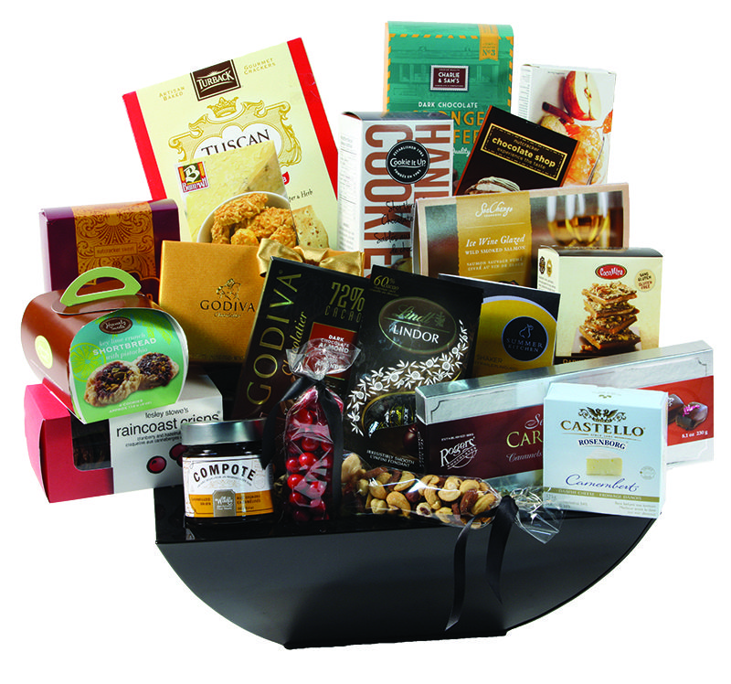 Capital collection corporate gift baskets christmas