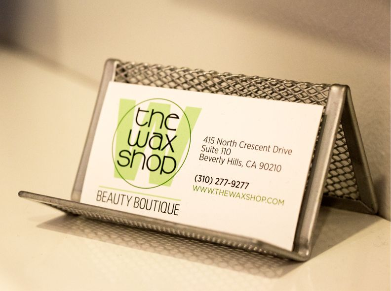 Welcome to The Wax Shop!