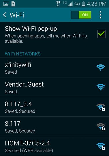 XFINITY WiFi Connecting Your Devices to XFINITY WiFi