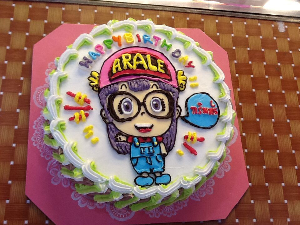 ARALE so cute I use butter cake and cream Cake cake cake