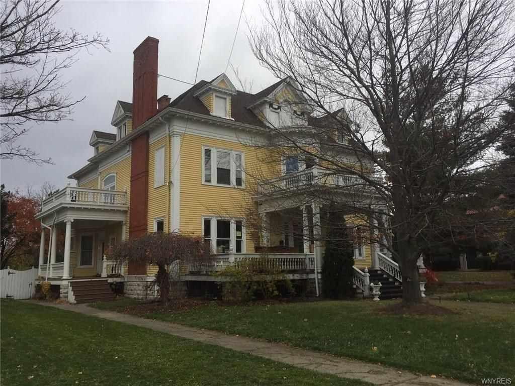 c. 1900 Colonial Revival - Batavia, NY - $199,000 - Old ...
