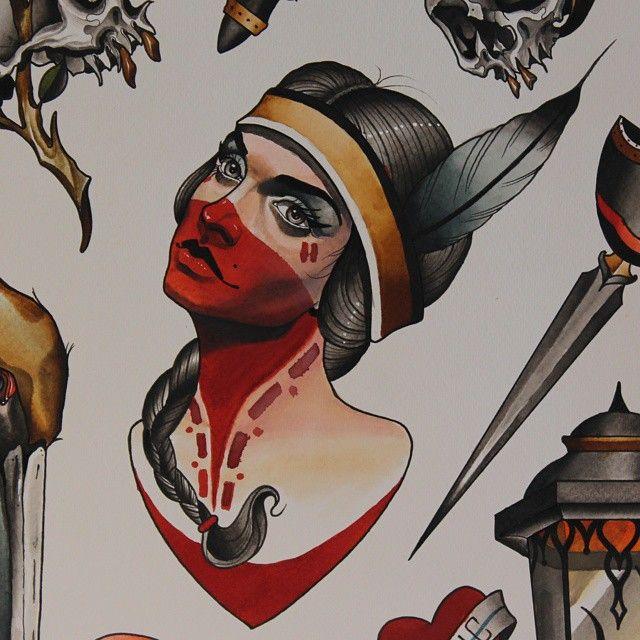Done By Philipe Ferreira Tattooist Based In Melbourne Australia