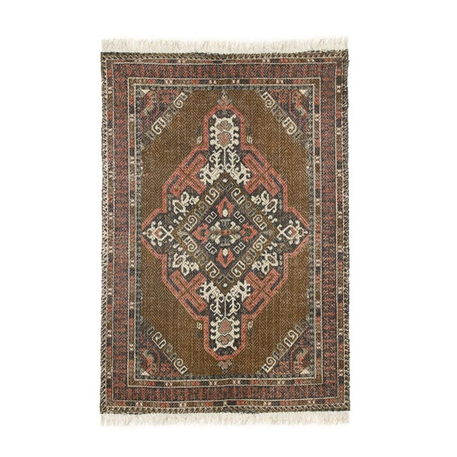 Heba Rug Small In 2020 Rugs Jute Rug Cotton Rug