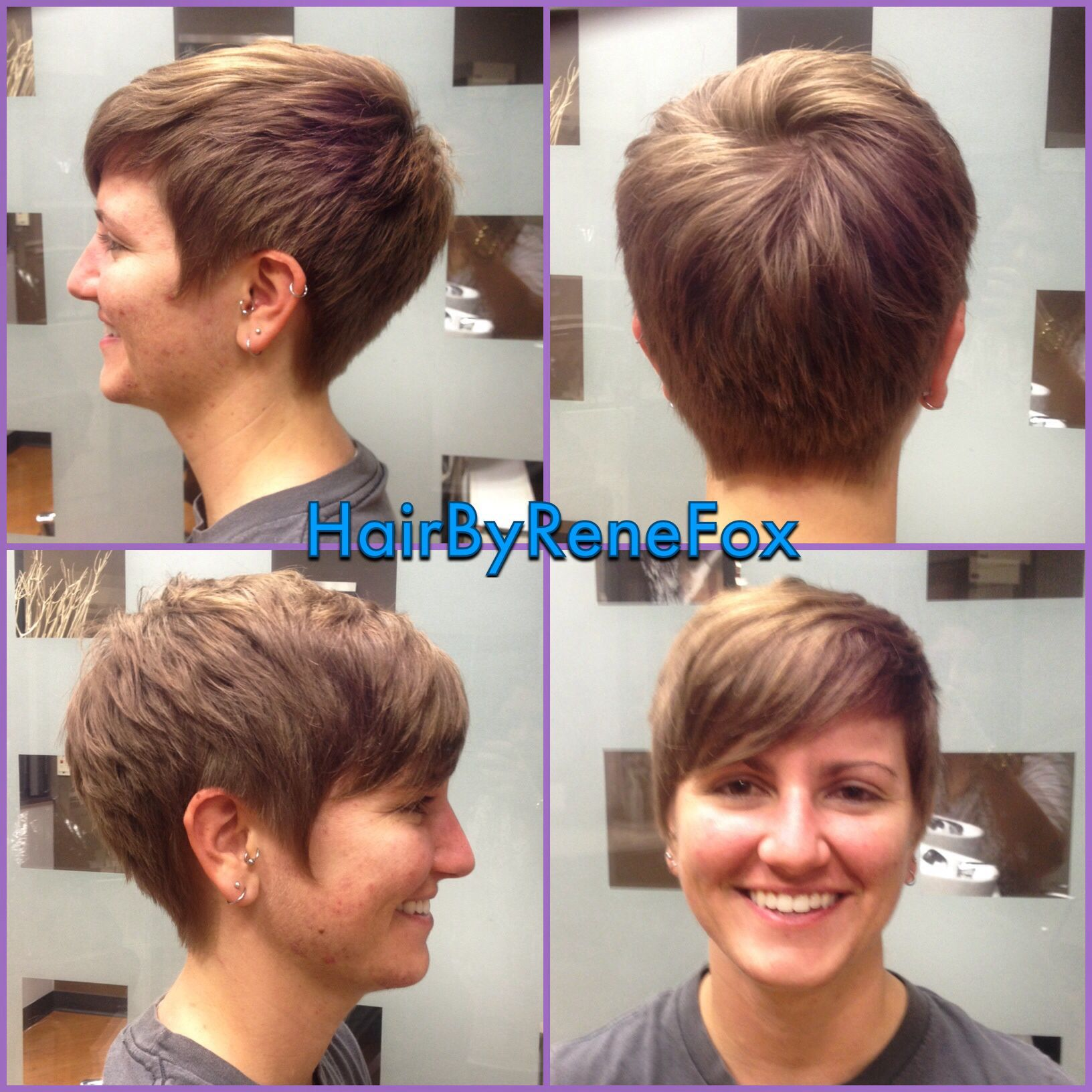 hair cut, short hair, pixie cut, hair, paul mitchell. follow