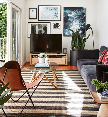 Gorgeous tash sefton styled room for elle aus armadillo co com