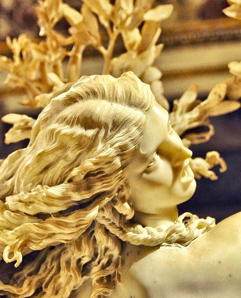"""ganymedesrocks: """" amore0429: """"Bernini, apollo e Dafne 1625 """" Apollo e Dafne, 1622 - 1625 - [Apollo and Daphne] Giovanni Lorenzo Bernini (1598-1655) Galleria Borghese, Rome, Italy, 1625 """""""