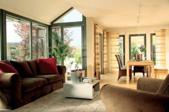 fertighausnet - Wohnideen - Wohnzimmer FINO Living room
