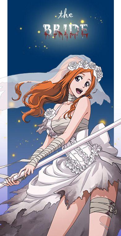 井上織姫花嫁姿