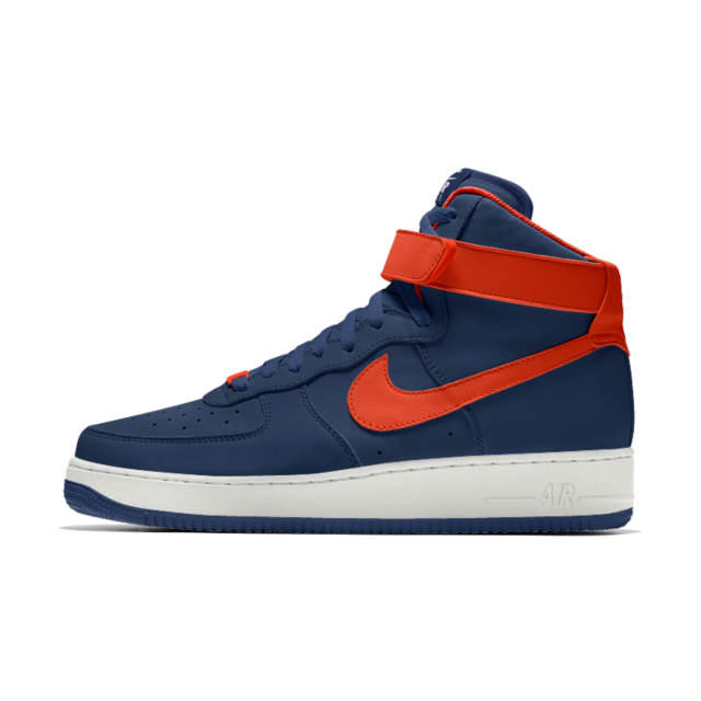Nike Air Force 1 High iD Big Kids' Shoe shoes Pinterest Nike
