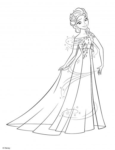 Pin By Anja Baitinger On Coloring Pages Disney Drawings Sketches Frozen Coloring Pages Coloring Pages
