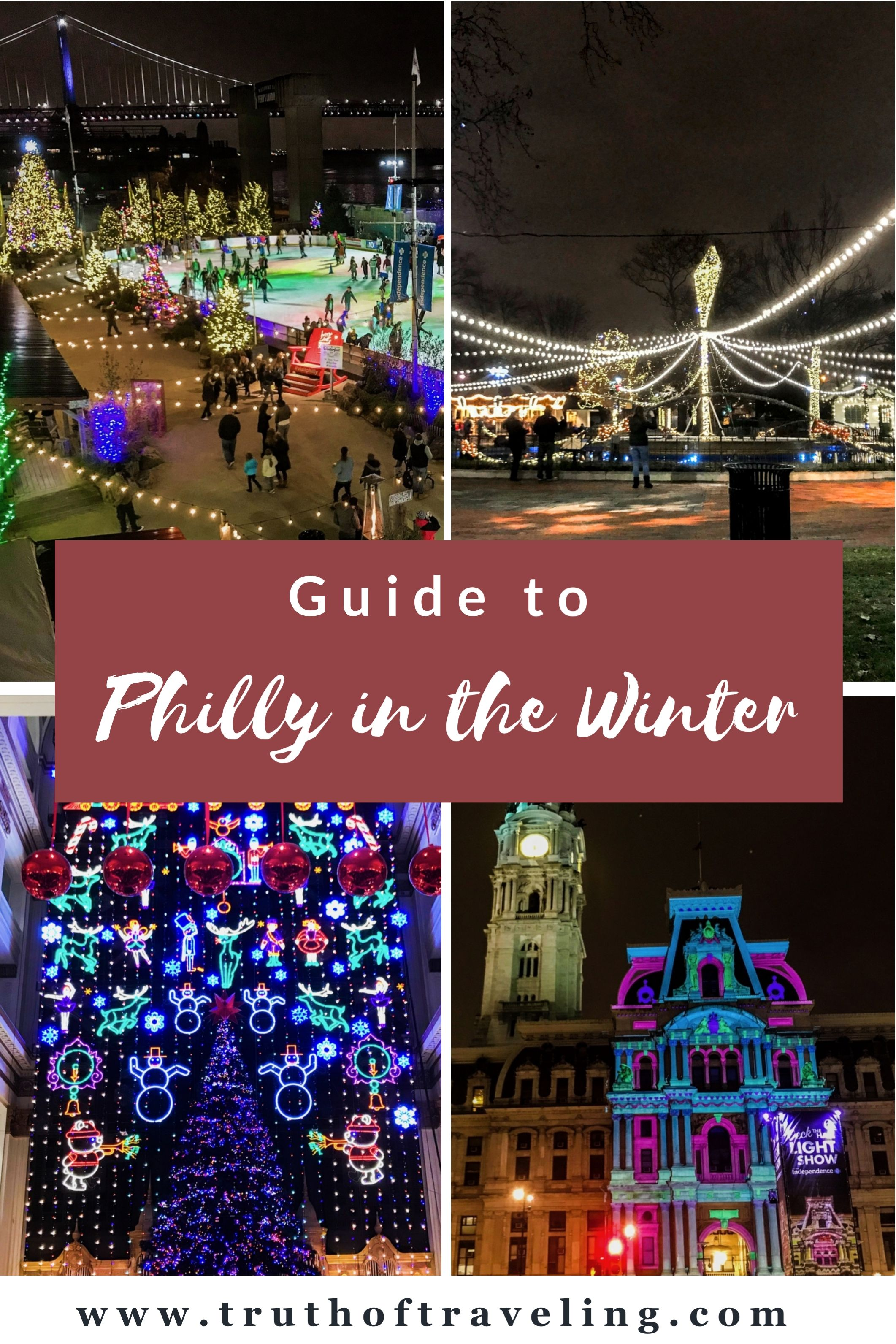 10 Things to See in Philly in the Winter 20192020 What