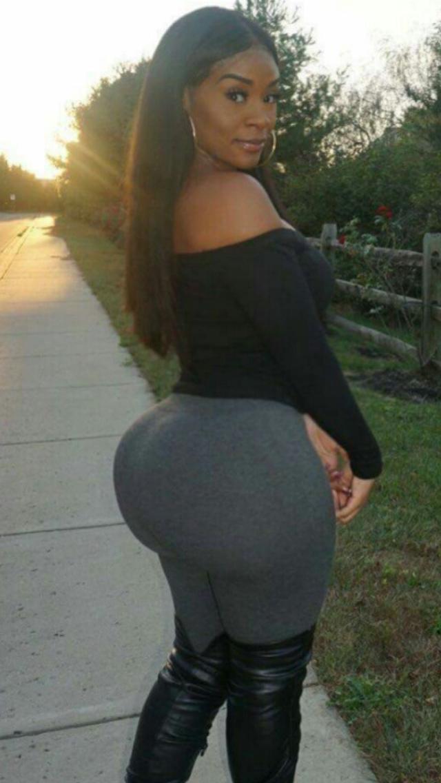 Leggings Tights Phat Azz Beautiful Black Women Black Man Sexy Curves