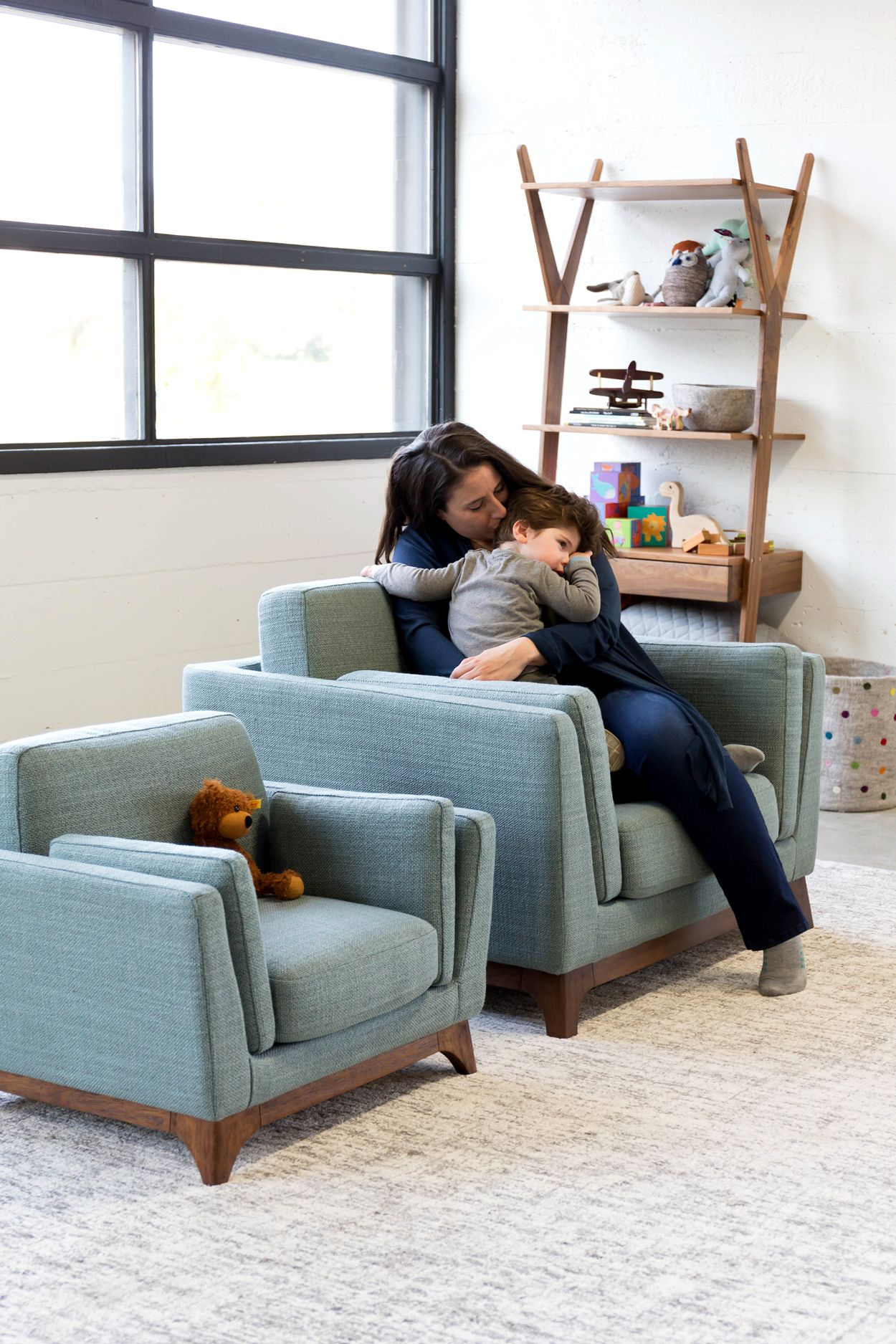 Swell Kid Century Modern With Removable Cushion Covers That Make Short Links Chair Design For Home Short Linksinfo
