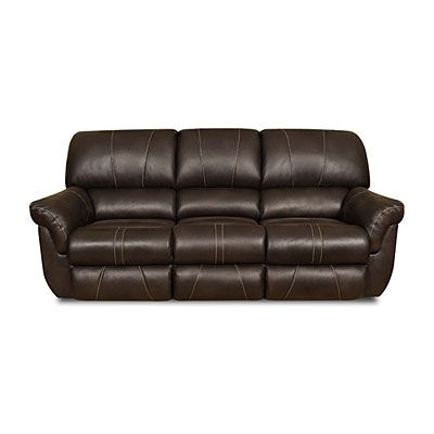 Simmons Bucaneer Cocoa Reclining Sofa At Big Lots Going On
