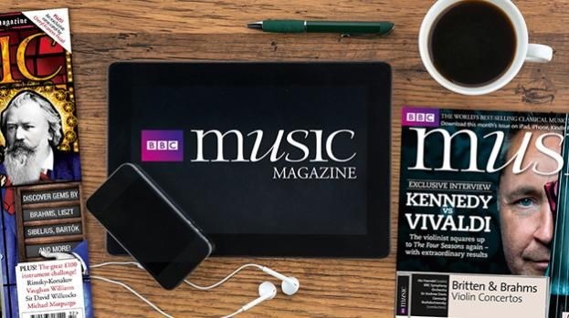 Work experience with BBC Music Magazine