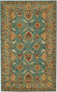 Jahan Persian Rug, Aquamarine