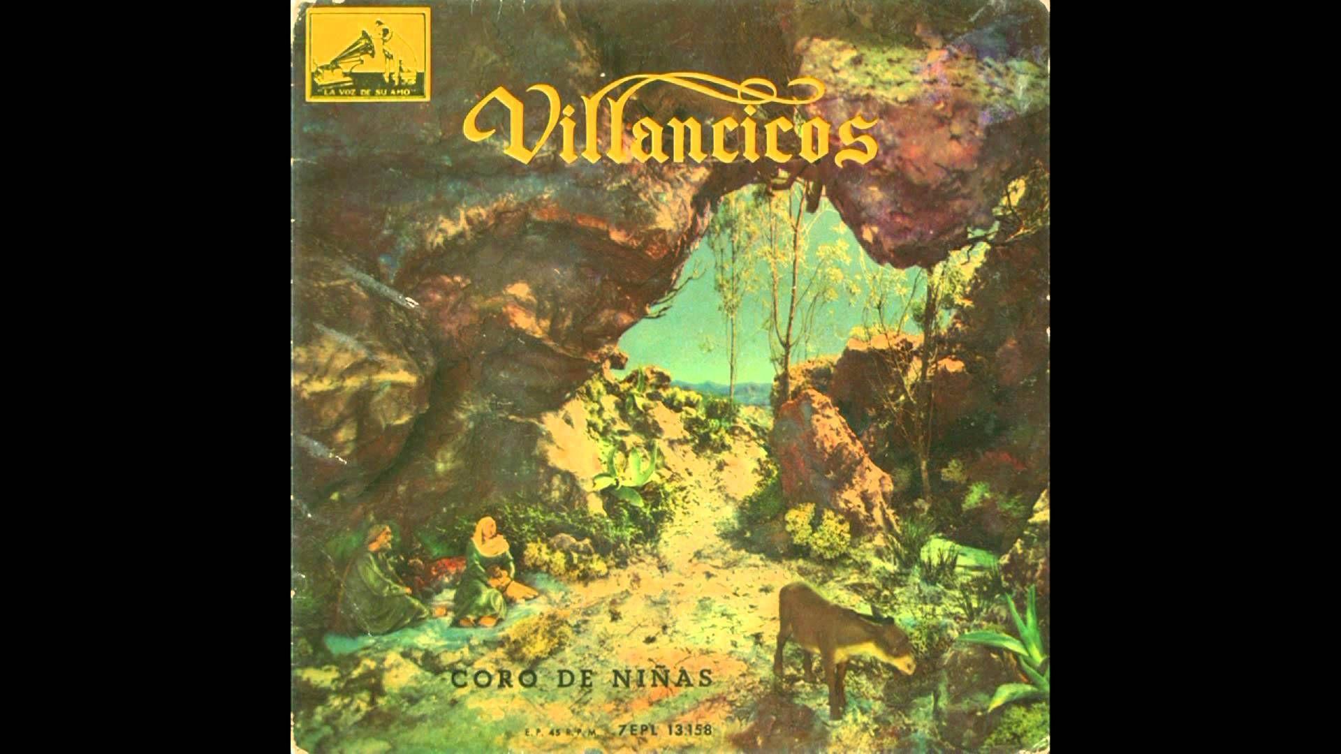 Villancico de Madrid (Ande, ande, ande, la marimorena) (Coro de niñas y ...