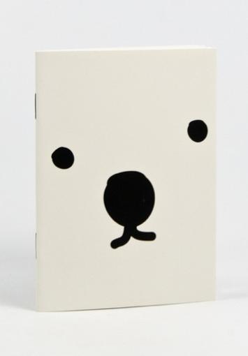 Bear Notebook by Zakka Friends