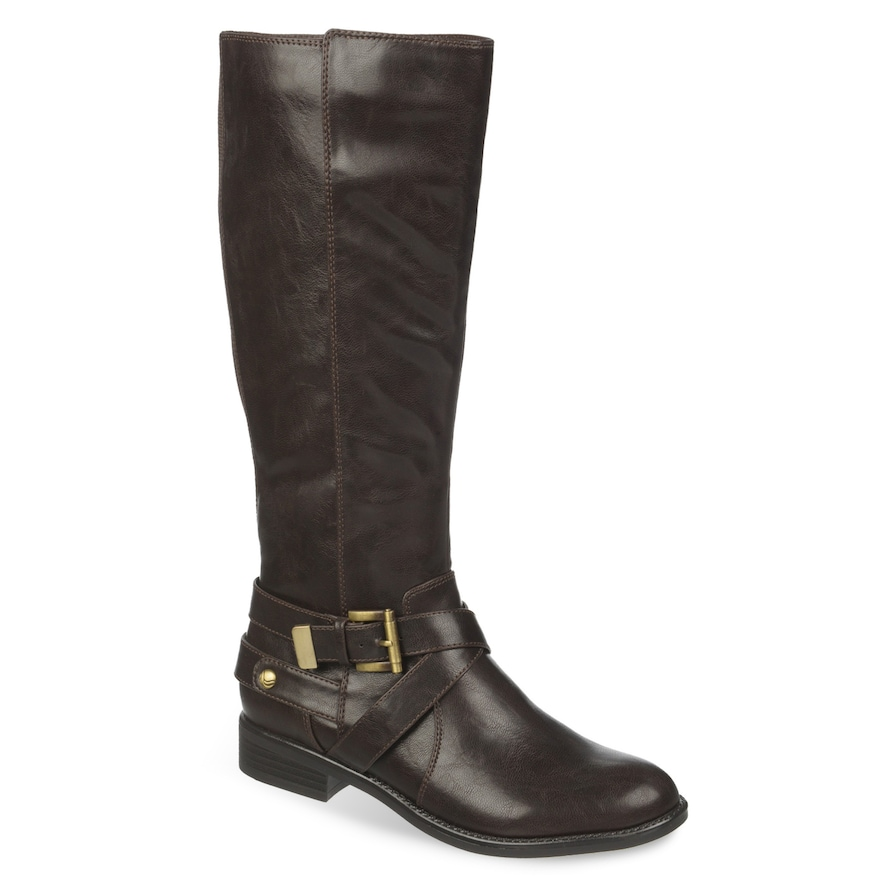 311ddf667f2d9 Overstock.com: Online Shopping - Bedding, Furniture, Electronics, Jewelry,  Clothing & more. Journee Collection Women's 'Spokane' Red Zipper Riding Boot  ...