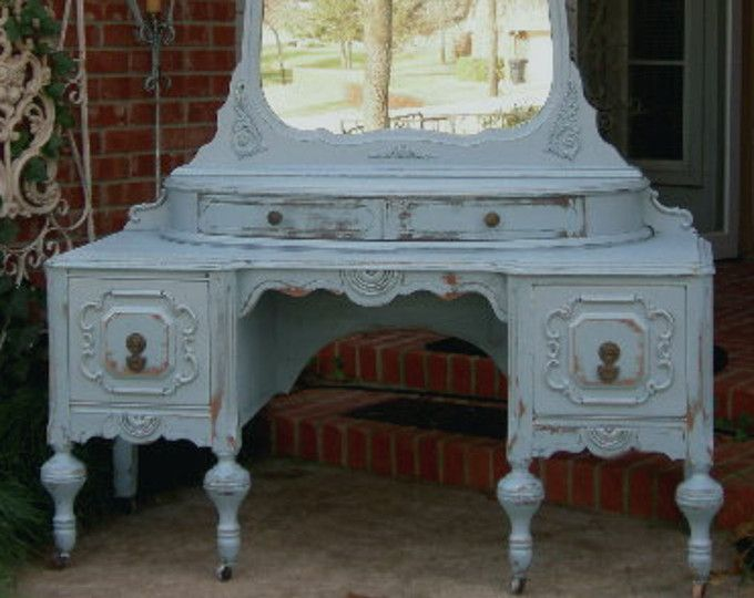VANITY In Your Color Order Own Antique Vanity