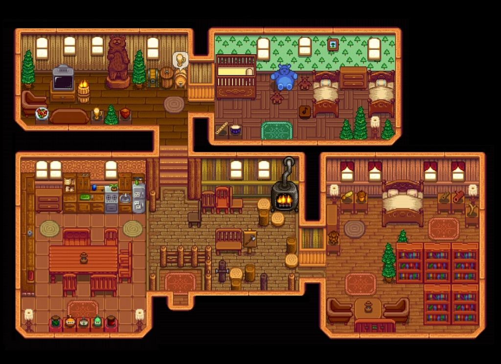 Stardew Valley - Standard Farm | ۞ My Stardew Valley