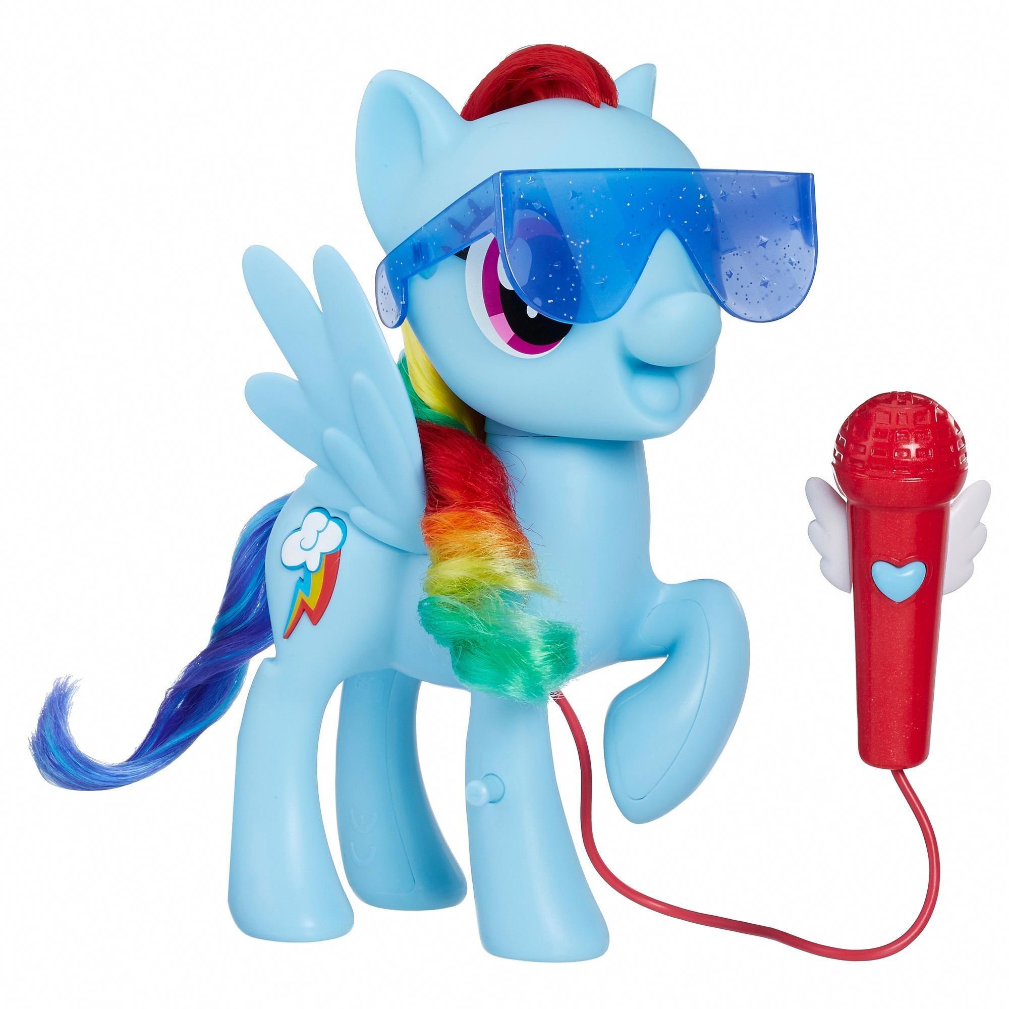 My Little Pony Singing Rainbow Dash Rainbow Dash My Little Pony