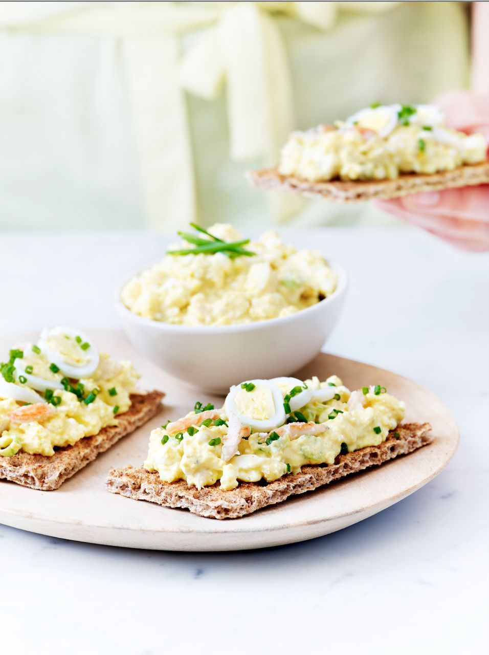 Homemade tuna salad with quail eggs foodstyling sonja peeters food forumfinder Choice Image