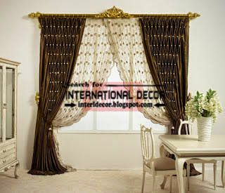 Top Trends Living Room Curtain Styles Colors And Materials Curtain Styles Curtains Living Room How To Choose Living Room Curtains
