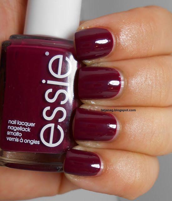 Essie Bahama Mama | Beauty tips | Pinterest | Essie, Esmalte y Uña ...
