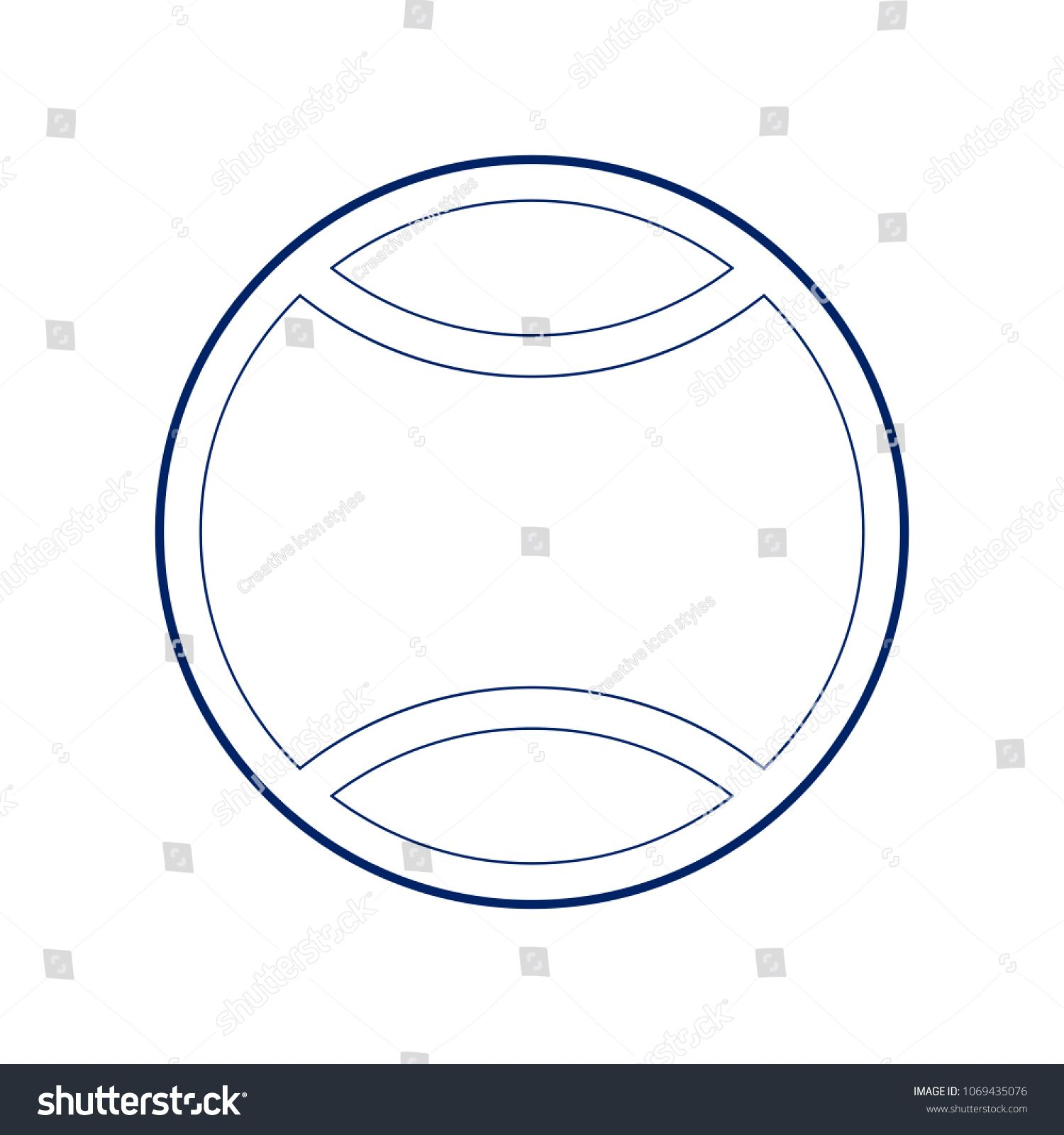Tennis Ball Sign Illustration Vector Flat Style Black Icon On White Ad Ad Illustration Vector Sign T In 2020 Round Mirror Bathroom Photo Editing Mockup Design