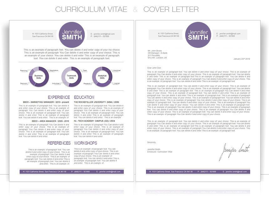 Resume Template  WwwCvspecialCom  Resume Cv  Design